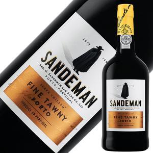 酒精強化 ポート ワイン サンデマン トゥニーポート 750ml 包装不可
