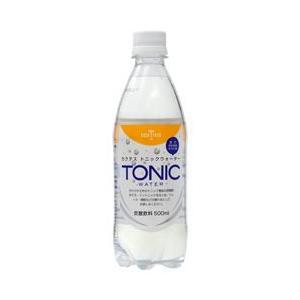 炭酸水 カクテス トニックウォーター ペット 500ml 2ケース(48本)まで1梱包可能 西濃運輸 出荷不可 割り材 ソーダ soda|e-felicity