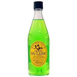 シロップ 明治屋 マイ ライム アンスィート 720ml 割り材 syrup|e-felicity