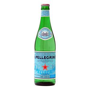 炭酸水 サンペレグリノ 炭酸水 瓶 500ml 西濃運輸 出...