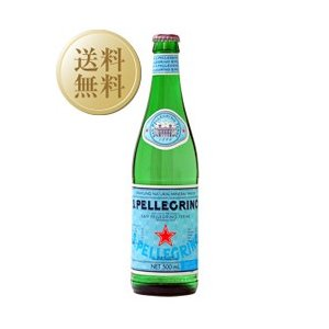 炭酸水 サンペレグリノ 炭酸水 瓶 1ケース 24本入り 5...