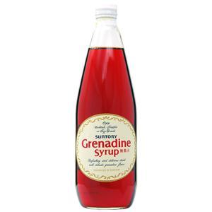 シロップ サントリー グレナデン シロップ 780ml 割り材 syrup|e-felicity