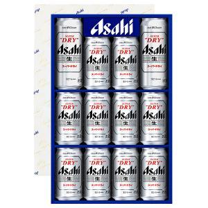 ビール ギフト アサヒ スーパードライ 缶ビールセット AS-3N しっかりフル包装+短冊のし お中...