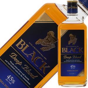ウイスキー ブラックニッカ ディープ ブレンド 45度 700ml 洋酒 whisky