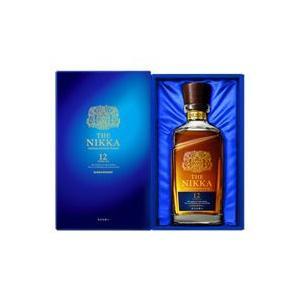 ウイスキー ザ ニッカ 12年 43度 ギフトボックス 700ml 洋酒 whisky