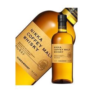 ウイスキー ニッカ カフェモルト 45度 700ml 洋酒 whisky