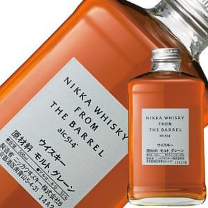 ウイスキー お一人様1本限り ニッカ フロム ザ バレル 51度 500ml 洋酒 whisky e-felicity