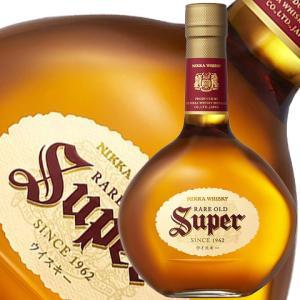 ウイスキー スーパー ニッカ 43度 700ml 洋酒 whisky e-felicity