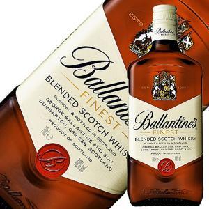 ウイスキー 同一商品12本購入で送料無料 バランタイン ファイネスト 40度 正規 箱なし 700m...
