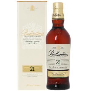 ウイスキー バランタイン 21年 40度 並行 箱付 700ml 包装不可 スコッチ 洋酒 whis...