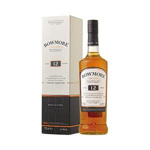 ウイスキー ボウモア 12年 40度 並行 箱付(角箱) 700ml シングルモルト 洋酒 whisky