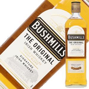 ウイスキー ブッシュミルズ オリジナル トリプル ディスティルド 40度 並行 700ml アイリッシュ 洋酒 whisky e-felicity