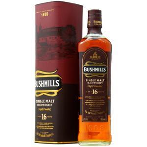 ウイスキー ブッシュミルズ 16年 40度 並行 箱付 700ml アイリッシュ 洋酒 whisky e-felicity