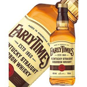 ウイスキー 同一商品12本購入で送料無料 アーリータイムズ イエローラベル 40度 正規 700ml バーボン 洋酒 whisky|e-felicity