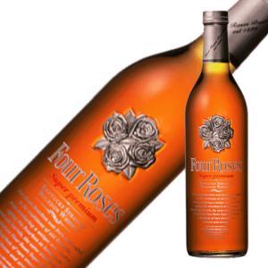ウイスキー フォアローゼズ(フォアローゼス) プラチナ 43度 正規 750ml バーボン 洋酒 whisky e-felicity