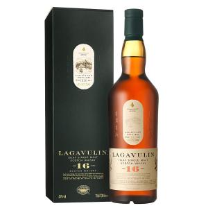 ウイスキー ラガヴーリン(ラガブーリン) 16年 43度 並行 箱付 700ml シングルモルト 洋酒 whisky e-felicity