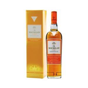ウイスキー ザ マッカラン 1824 アンバー 40度 箱付 750ml シングルモルト 洋酒 wh...