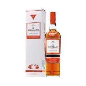 ウイスキー ザ マッカラン 1824 シエナ 43度 箱付 700ml シングルモルト 洋酒 whi...
