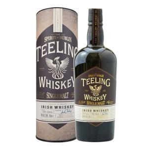 ウイスキー ティーリング シングルモルト 46度 正規 箱付 700ml アイリッシュ 洋酒 whisky e-felicity