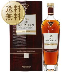 ウイスキー ザ マッカラン レアカスク 43度 正規 箱付 700ml シングルモルト 洋酒 whi...