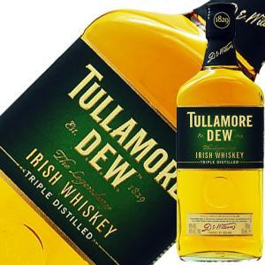 ウイスキー タラモア デュー 40度 正規 700ml アイリッシュ 洋酒 whisky e-felicity