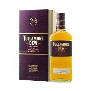 ウイスキー タラモア デュー 12年 40度 正規 箱付 700ml アイリッシュ 洋酒 whisky e-felicity