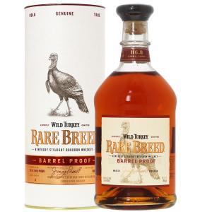 ウイスキー ワイルドターキー レアブリード 58度 並行 700ml バーボン 洋酒 whisky ...