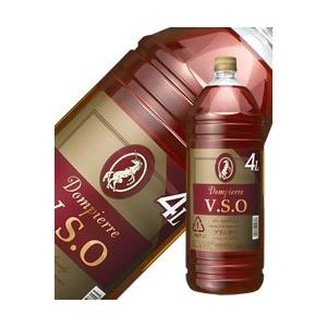 ニッカ ドンピエール V.S.O 37度 4000ml(4L) ペットボトル1梱包4本まで