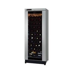 ワインセラー フォルスタージャパン 家庭用ワインセラー 70本用収納 ロングフレッシュ ST-SV271G (P) プラチナ wine cellar|e-felicity