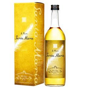 ラム イエラム サンタマリア ゴールド 37度 箱付 720ml スピリッツ rumの商品画像|ナビ