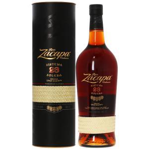 ラム ロン サカパ センテナリオ 23年 ソレラ グランレゼルヴァ 40度 箱付 1000ml スピリッツ rum