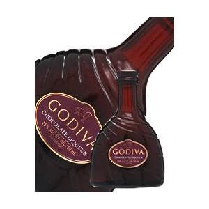 ゴディバ チョコレート クリーム リキュール ミニチュアボトル 15度 正規 50ml