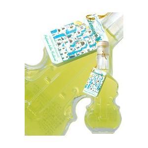 リキュール リモンチェッロ プロフーミ デッラ コスティエーラ リモンチェッロ アマルフィ バイオリンボトル 32度 200ml liqueur|e-felicity
