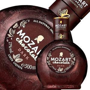 リキュール モーツァルト ブラック チョコレートクリーム 17度 正規 500ml liqueur ...