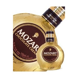 リキュール モーツァルト チョコレートクリーム リキュール 17度 正規 500ml liqueur...