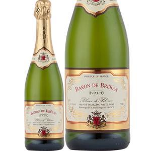 スパークリングワイン フランス バロン ド ブルバン ブリュット ブラン ド ブラン 正規 750m...