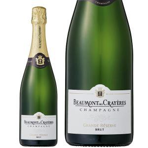 シャンパン フランス シャンパーニュ ボーモン デ クレイエ...