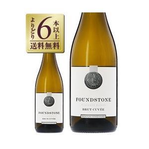 スパークリングワイン オーストラリア バートン ヴィンヤーズ ファウンド ストーン ブリュット キュベ NV 750ml sparkling wine|e-felicity