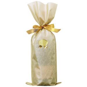ギフトラッピング 簡易ラッピング+ギフトシール(ワイン・シャンパン ボトル1本用) gift wrapping|e-felicity