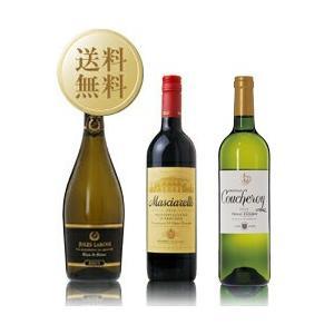 ワインセット 旬の食材が惹き立つ! 秋のワイン 3本セット 第3弾 750ml×3 送料無料 wine set e-felicity
