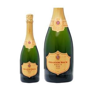 ロゼワイン 南アフリカ グラハム ベック ブリュット ロゼ ミレジム 2012 750ml sparkling wine...