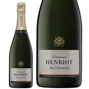 シャンパン フランス シャンパーニュ アンリオ ブリュット スーヴェラン 750ml|酒類の総合専門店 フェリシティー