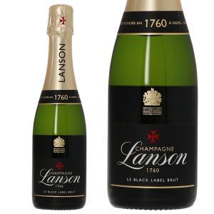 シャンパン フランス シャンパーニュ ランソン ブラックラベ...