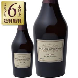 ロゼワイン アメリカ アミューズ ブーシュ ワイナリー リチャード G ピーターソン ブリュット ロゼ ナパ ヴァレー 2005 750ml sparkling wine|e-felicity
