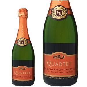 ロゼワイン アメリカ ロデレール エステート カルテット ロゼ 750ml sparkling wine|e-felicity