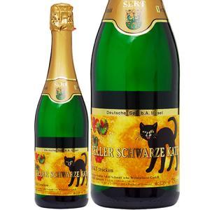 スパークリングワイン ドイツ ツェラー シュワルツ カッツ ゼクト 正規 750ml sparkling wine|e-felicity