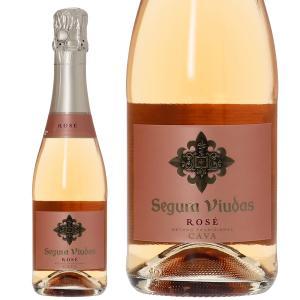 スパークリングワイン スペイン セグラヴューダス ブリュット ロゼ ハーフ 正規 375ml sparkling wine|酒類の総合専門店 フェリシティー