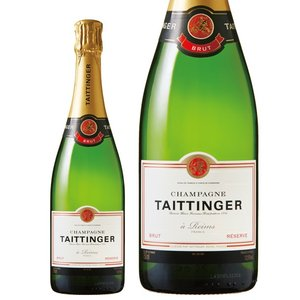 シャンパン フランス シャンパーニュ テタンジェ ブリュット レゼルブ 正規 750ml champ...