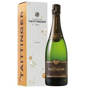 シャンパン フランス シャンパーニュ テタンジェ ブリュット ミレジメ 2013 正規 箱付 750...
