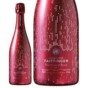 シャンパン フランス シャンパーニュ テタンジェ ノクターン スリーヴァー ロゼ 正規 750ml ...